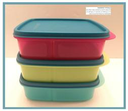 TUPPERWARE 2019 LUNCH-IT DIVIDED CONTAINERS Set of 3 Three i