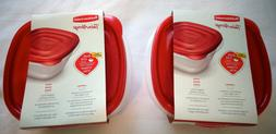 Rubbermaid  Take Along Food Storage Containers