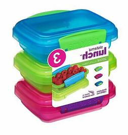 Sistema 41524 Lunch Collection Food storage containers, Blue