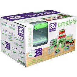 Sistema 65602ZS KLIP IT Collection Food Storage Container 28
