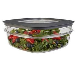 Rubbermaid Premier Easy Find Lids Food Storage Containers, 9