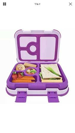 Bento Lunch Boxes Box For Kids, AIZARA Leakproof BPA Free Fo