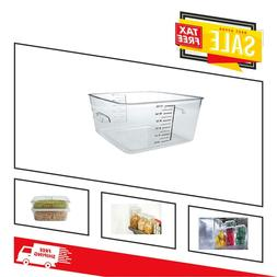 BPA Free Commercial Food Storage Container Space Saving Kitc
