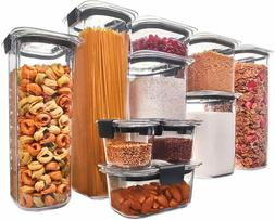 Rubbermaid Brilliance Pantry Organization & Food Storage Con