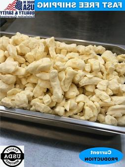BULK Freeze Dried All Natural Cheese Curds Camping Hiking Su