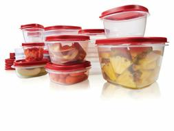 Easy Find Lid Food Storage Set - 40-Piece
