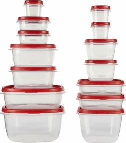 Rubbermaid Easy Find Lids 28 Pc Value Pack