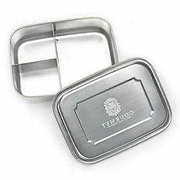 Extra Large Capacity Stainless Steel Lunch Box, Food Contain