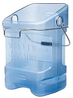 Rubbermaid FG9F5400TBLUE 9F54 Ice Tote 5.5 Gallon W/ Ice Bin