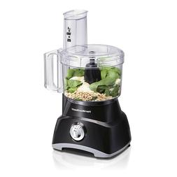 Hamilton Beach Food Processor, Slicer and Vegetable Chopper