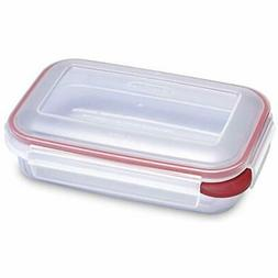 Food Savers Storage Containers 3 8Cup Ultra Latch Rectangula