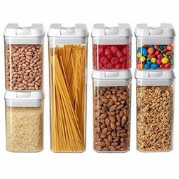- Food Storage & Organization Sets Airtight Containers I Pan