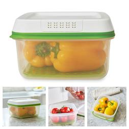 Rubbermaid FreshWorks Produce Saver Food Storage Container 1