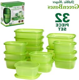 Debbie Meyer GreenBoxes, Food Storage Containers with Lids,