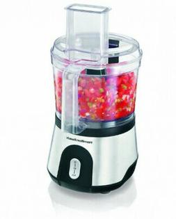 Hamilton Beach 10Cup Food Processor with Compact Storage