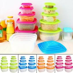 Home Kitchen Dining Leak Proof Food Storage Container Meal P