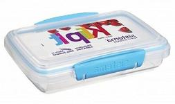 SISTEMA Klip it 380ml Stackable Sandwich Box/Container with