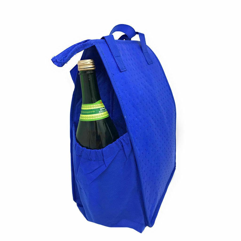 """14"""" Thermo Tote Bag Lunch Shopping Food Drinks Storage"""
