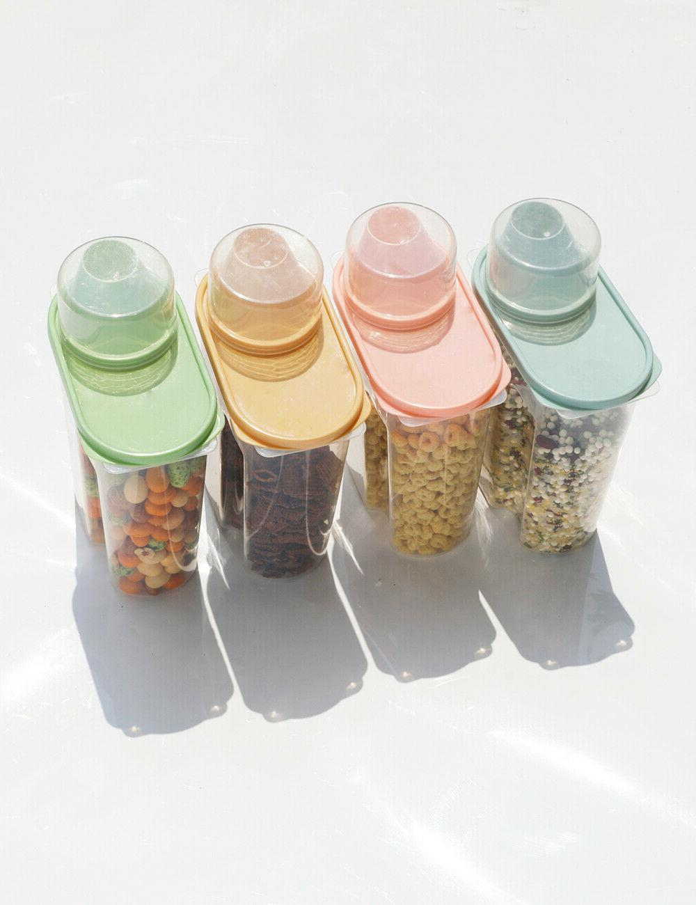 2.5L Cereal Dispenser Food Container