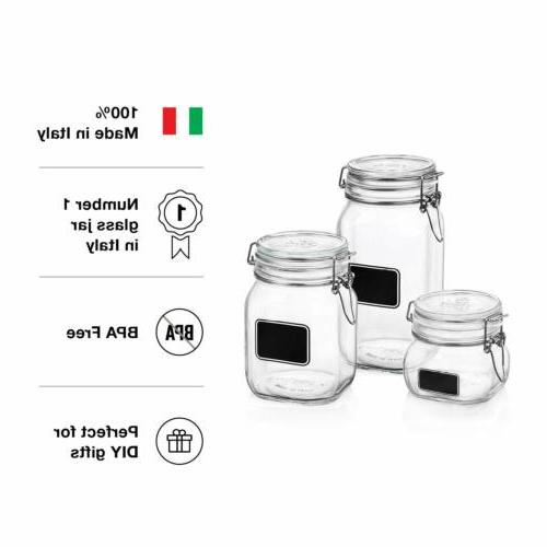 Canning Jars Container Jar Storage Air Tight