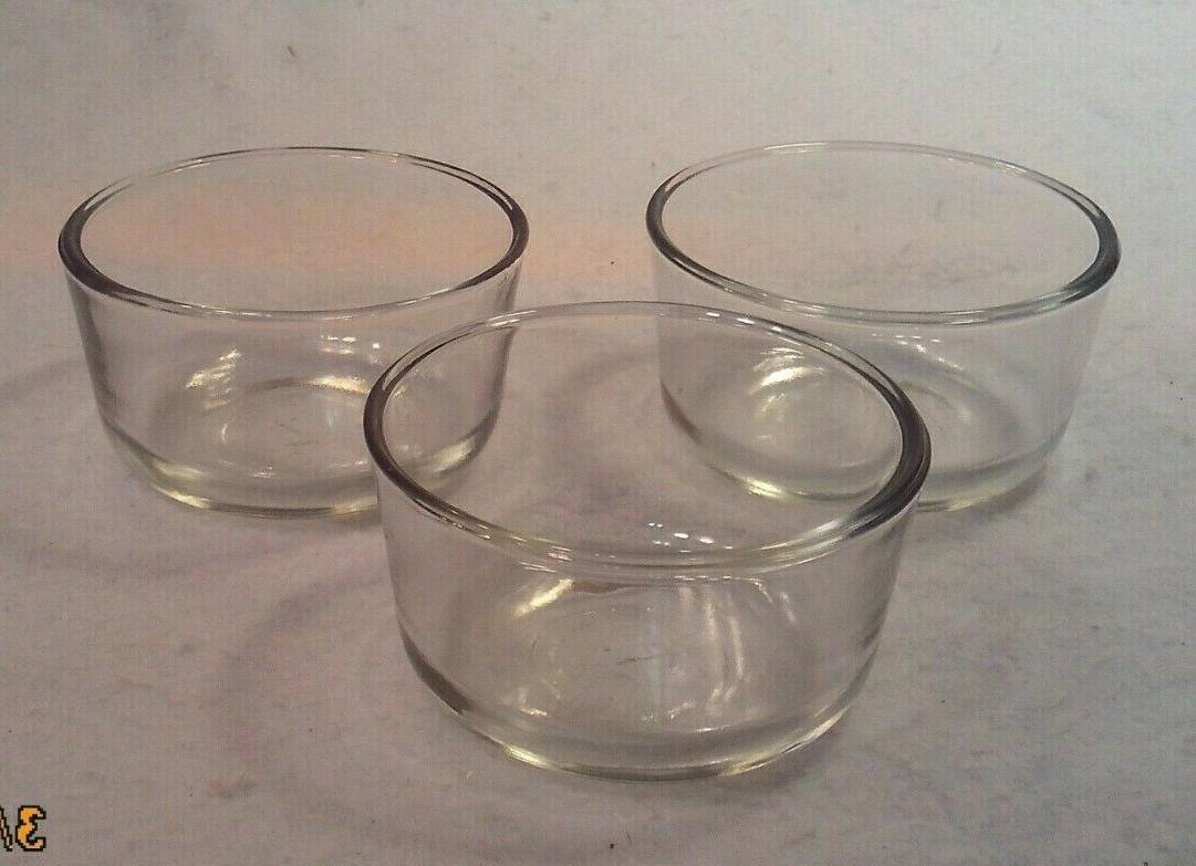 Anchor Hocking Classic 1 cup Food Containers