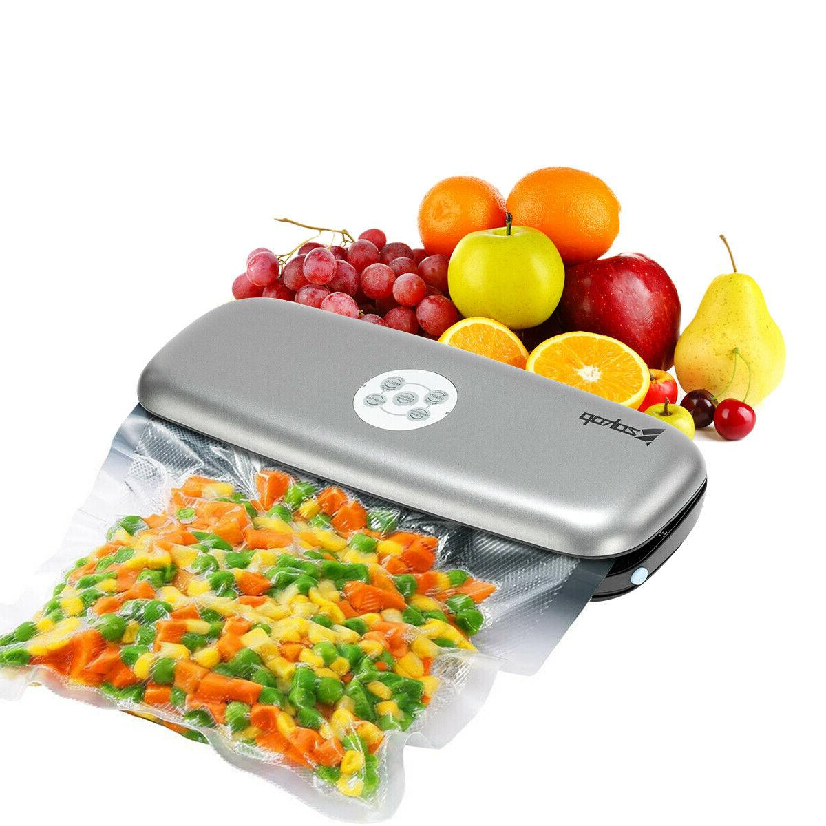 commercial food vacuum sealer machine for meal