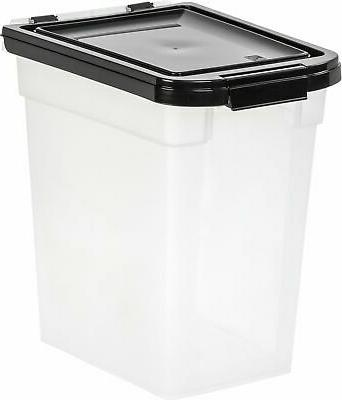 Dry Sealed Container Bin Lbs