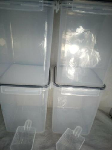 EXTRA Food Storage Airtight Containers