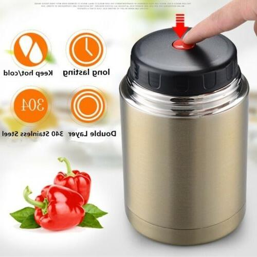 Thermos, Food Soup Flask US