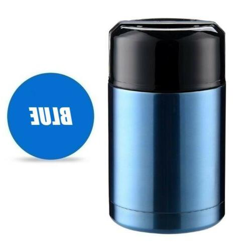 Insulated Thermos, Vacuum Soup Lunch Flask