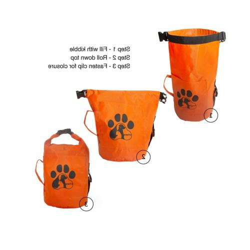 Food Storage Bags Folding Container