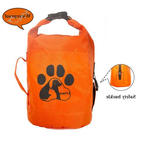 Food Storage Bags Folding Pet Container