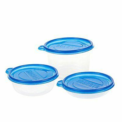 Juvale with Lids, Meal Prep Container Sizes, Piece