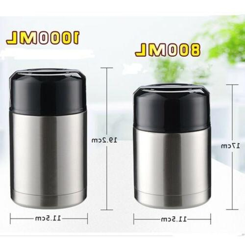 Thermos, Food