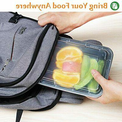 Meal Containers Pack With