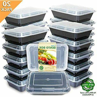 meal prep containers 20 pack single 1