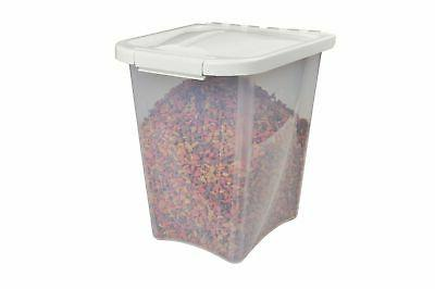 Pet Food Storage Container Bin Dog Supply Pounds New