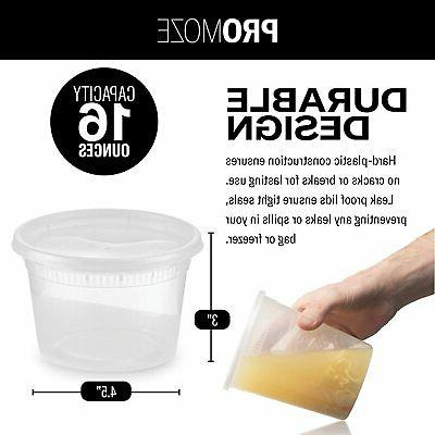 Plastic Storage Containers With Leak-Proof Lids 48 |