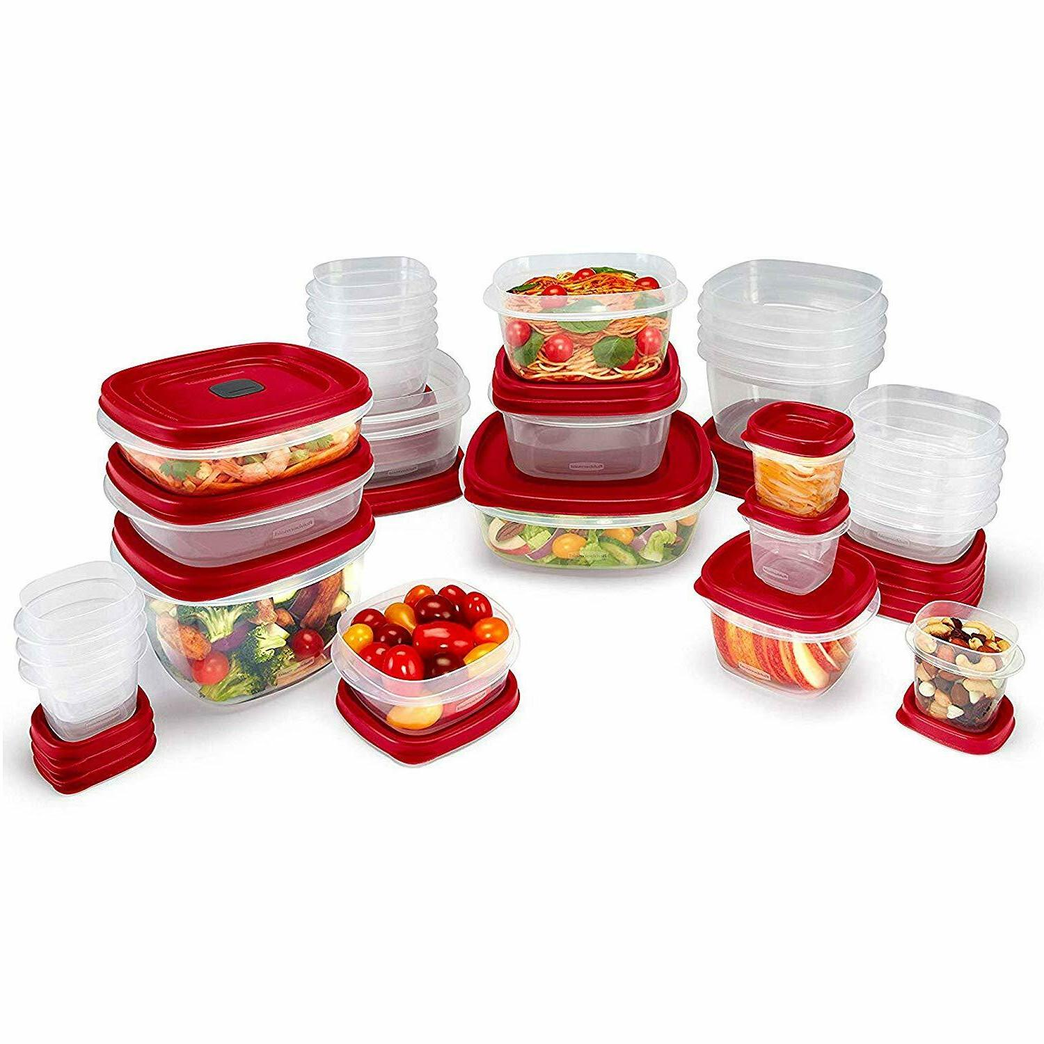 Rubbermaid Vented Set of