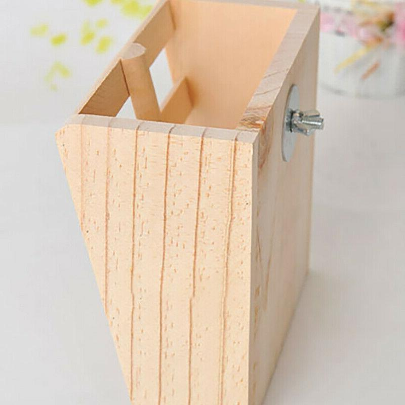 For Small Animals Rack Grass Stand Dispenser Hay 6T