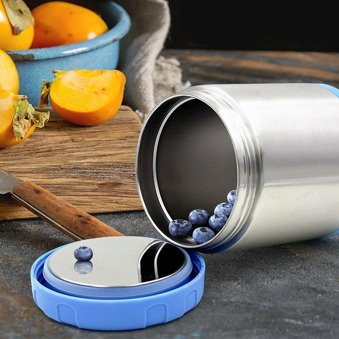 Bruntmor Stainless Jar Insulated Containers Proof