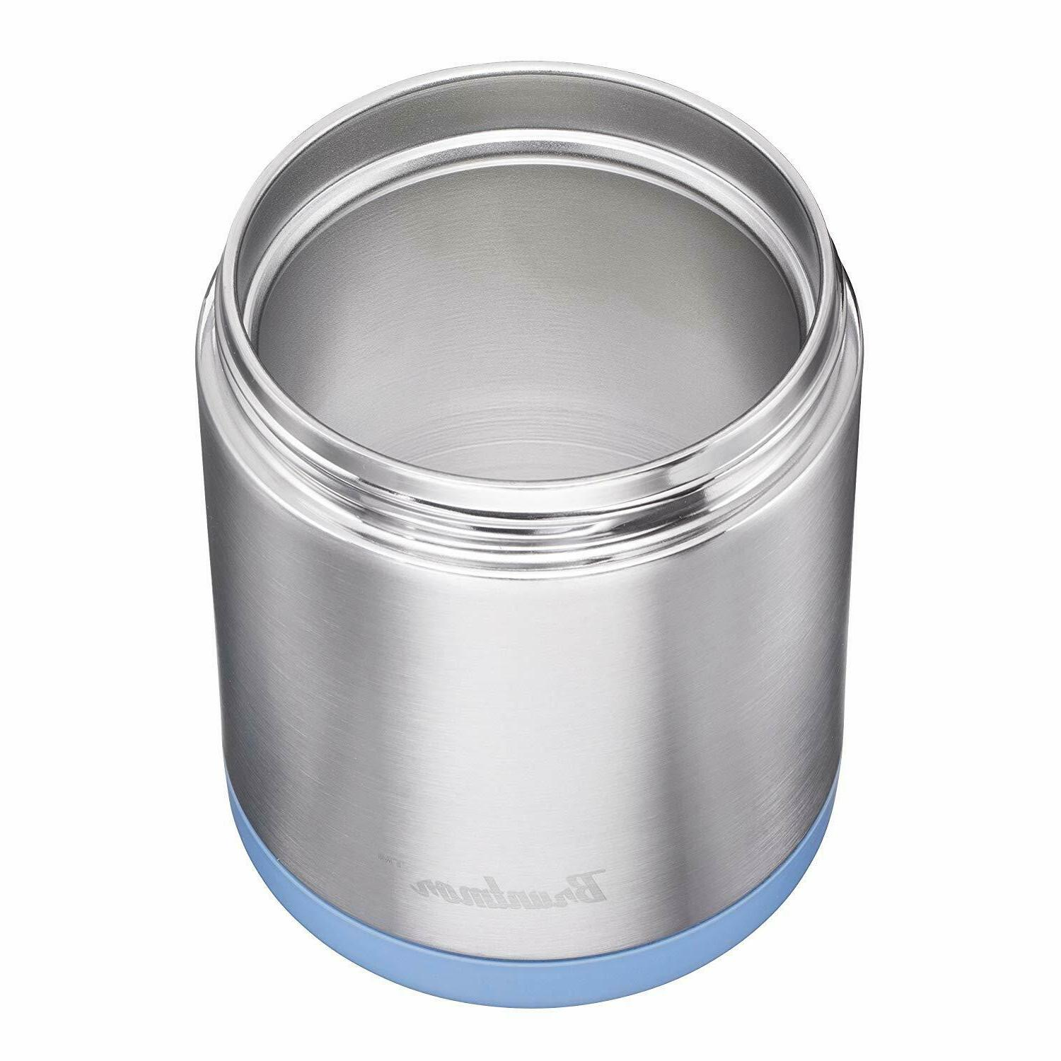 Bruntmor Stainless Food Jar Containers