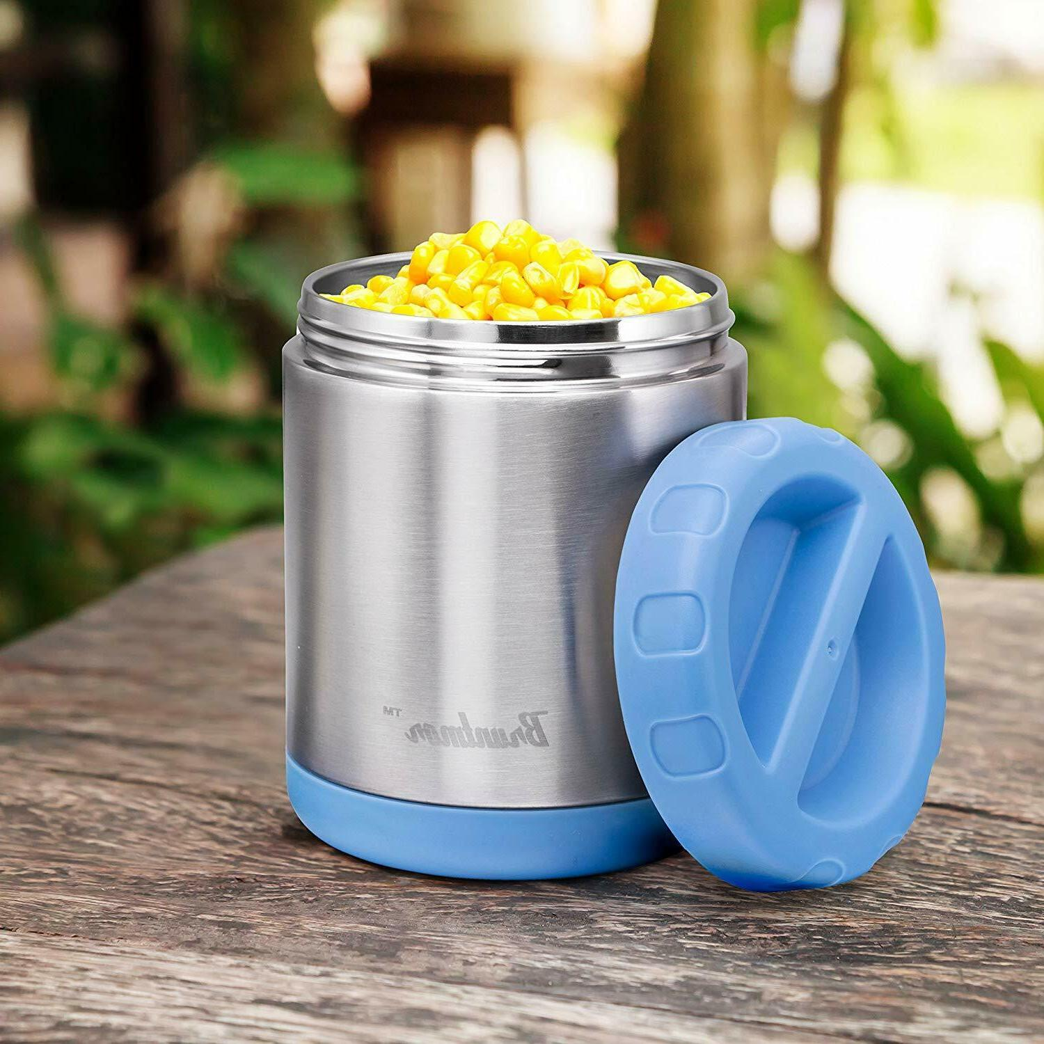 Bruntmor Jar Insulated Containers Proof