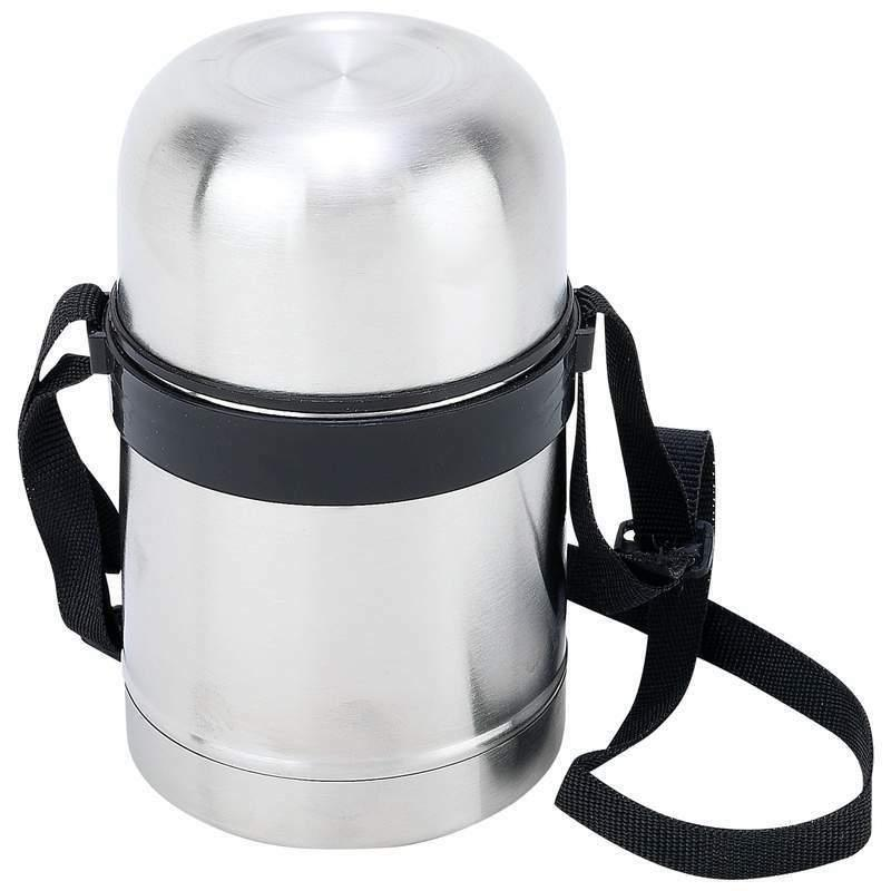 stainless steel vacuum soup container