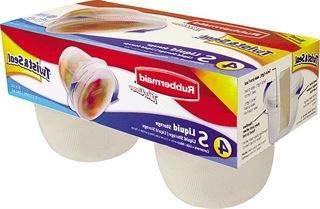 Rubbermaid and Seal Pack