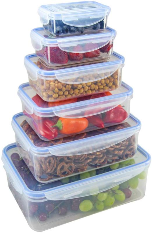 TigerChef Food Container Set Proof Snap - B