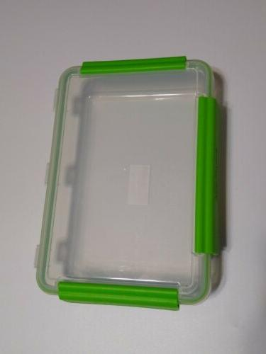 Snap Leak Meal Food Storage Container