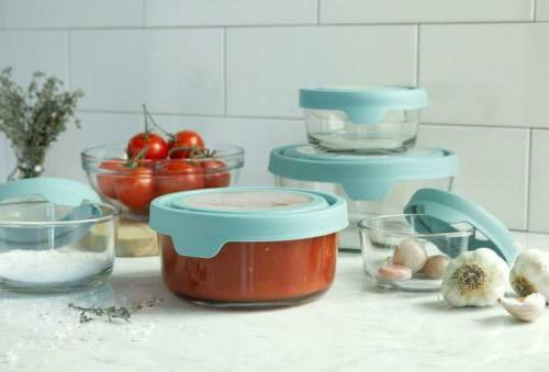 Anchor Food Storage Lids Mineral
