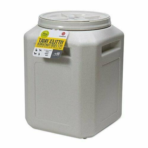 vittles vault outback pet food storage container