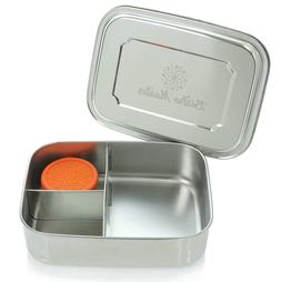 Bistro Master Large Stainless Steel Food Container - Three S